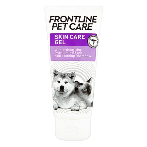 Frontline Pet Care Skin Care Gel for Dogs & Cats