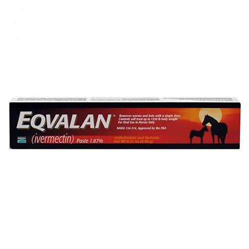 Eqvalan Oral Paste for Horse