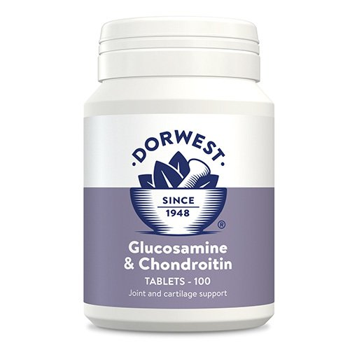 Glucosamine & Chondroitin Tablets for Dogs