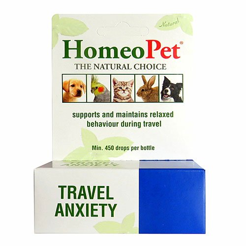 Travel Anxiety for Dogs/Cats
