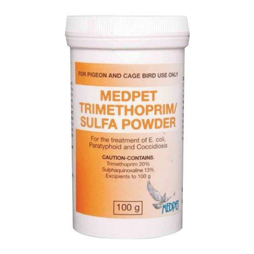 Trimethoprim Sulfa Powder for Bird