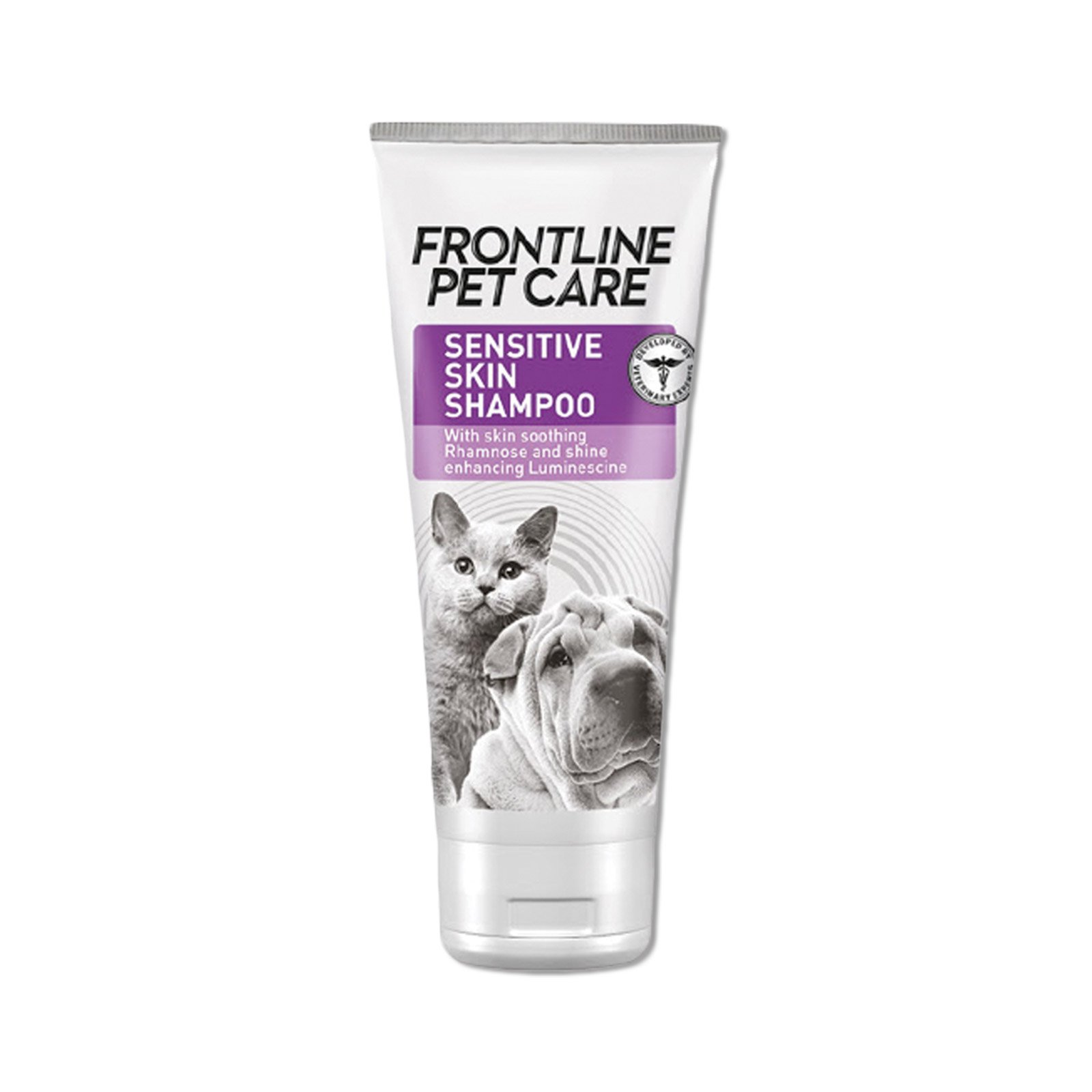 Frontline Pet Care Sensitive Skin Shampo for Dogs & Cats
