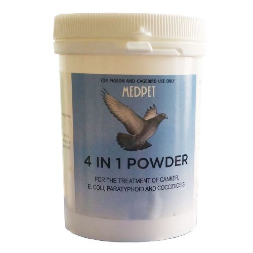MEDPET 4 IN 1 Powder 100 gm
