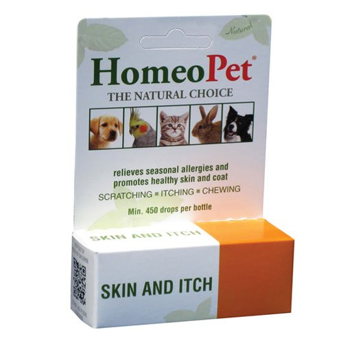 HP Skin and Itch Relief for Homeopathic