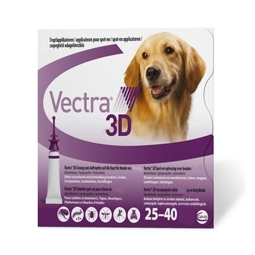 Vectra 3D For Large Dogs 55-88lbs